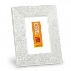 202 Cornice moderna oro e argento