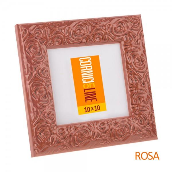 Cornici online cornice con disegno roselline for Cornici online