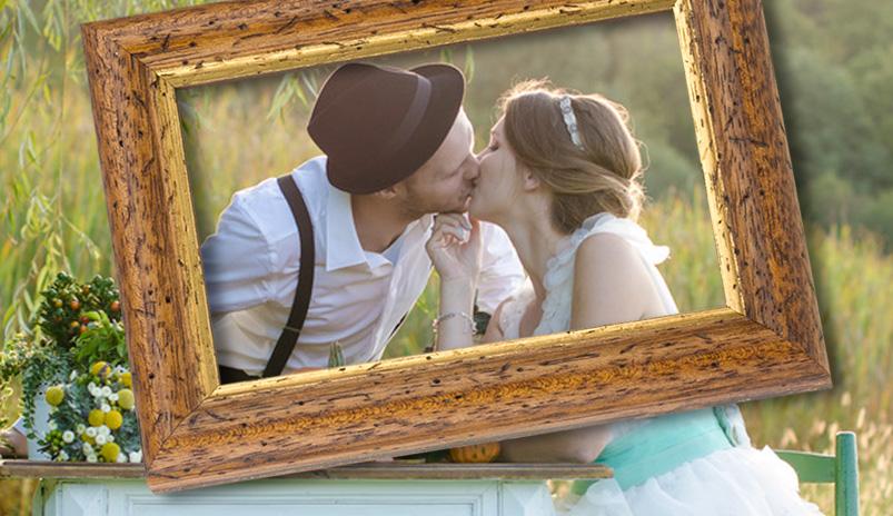 Cornici online vendita online cornici e portafoto in legno for Cornici online